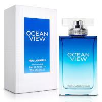 Karl Lagerfeld卡爾·拉格斐 卡爾海灣戀人限量男性淡香水(100ml)