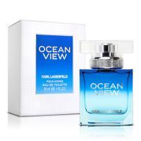 Karl Lagerfeld卡爾·拉格斐 卡爾海灣戀人限量男性淡香水(30ml)