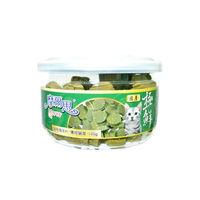 Mores 摩爾思 貓用潔牙片-貓草薄荷100公克