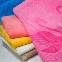 【法式寢飾花季】優雅生活-100%純棉天鵝剪絨緹花枕巾(2入1付)x2組