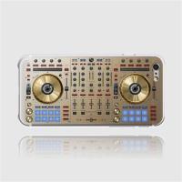 HeadphoneDog太空DJ系列手機殼(太空金)-行動