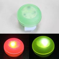 【DOSUN】Macaron (RDe80) 馬卡龍造型前後共用多功能警示燈/台灣製-湖水綠