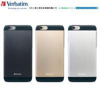 Verbatim 威寶 iPhone6 Plus 5.5吋 鋁合金手機保護殼 (3色)