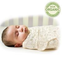 【美國Summer Infant】聰明懶人育兒包巾(有機棉)-行動