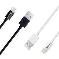 (蘋果MFI認證) Bravo-u Apple Lightning 8pin 充電傳輸線