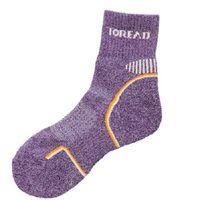 [協賀]女式COOLMAX戶外襪子吸濕排汗舒適襪