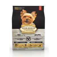 Oven-Baked 烘焙客 高齡/減重犬 雞肉口味 狗飼料 1公斤*1包 小顆粒