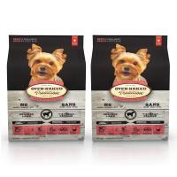 Oven-Baked 烘焙客 成犬羊肉糙米口味 狗飼料 5磅*2包 小顆粒