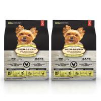 Oven-Baked 烘焙客 成犬雞肉口味 狗飼料 5磅*2包 小顆粒