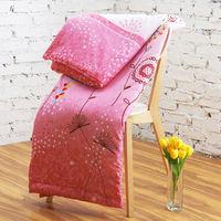 RODERLY 幸福紅顏 柔絲絨 時尚涼被單件