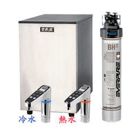 EVERPURE愛惠浦 智能雙溫廚下型冷熱飲水設備 HS-288