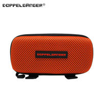 Doppelganger 日本潮牌單車 MP3 音響擴音喇叭置物包-橘色