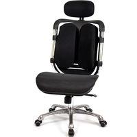 aaronation 愛倫國度 - 網布坐墊雙背式辦公電腦椅 (i-119MHSG)