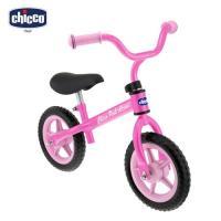 【買就送防蚊+濕紙巾】chicco-幼兒滑步車-粉色