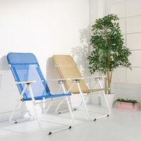 《BuyJM》悠活五段式帆布涼椅/躺椅/休閒椅