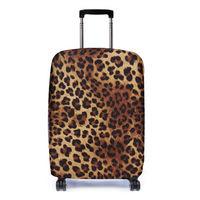 【Bibelib】行李箱套- 非洲豹-行動