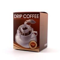 幸福流域 樂曼特思低咖啡因濾掛咖啡(8g/10入)盒裝