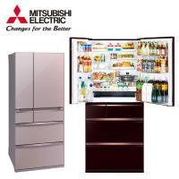 【送兩用DC扇】MITSUBISHI三菱日本原裝705L六門變頻電冰箱MR-WX71Y