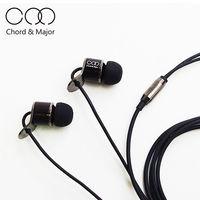 【Chord  Major】Major 8'13 搖滾樂調性木質耳道式耳機-行動