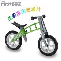 FirstBike 德國高品質設計 寓教於樂-兒童滑步車/學步車(青蘋果)