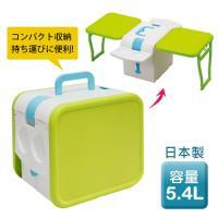 【IMOTANI】日本迷你變形保冷冰桶5.4L PFW-31