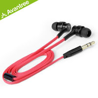 Avantree 短線入耳式耳機-可搭配藍牙接收器使用