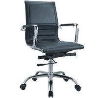 aaronation愛倫國度 皮面低背主管椅 (i-RS902SGA-B)
