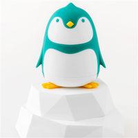 【Zakka雜貨網】 企鵝療癒系創意手工具冰山款-藍綠