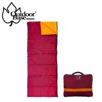 【Outdoorbase】雙拼人造羽絨親子露營睡袋 輕量家用涼被 (一入)