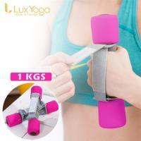 Lux Yoga 有氧韻律啞鈴組(一支0.5kg/2入)