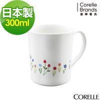 任-【美國康寧CORELLE】春漾花朵馬克杯
