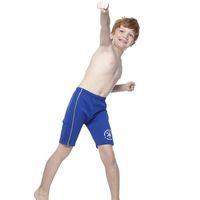 【SARBIS】MIT泡湯SPA兒童七分泳褲附泳帽B65403-05
