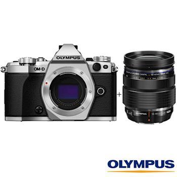 109.02.29前登入送原廠電池+原廠皮套~ Olympus E-M5 Mark II+12-40mm F2.8 單鏡組(EM5,公司貨)