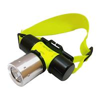 【TrueLight】CREE T6 LED巡弋潛水頭燈(T6-APT)