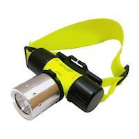 【TrueLight】CREE T6 LED巡弋潛水頭燈(T6-PT)