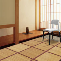 【范登伯格】 20拼竹編地毯-180x225cm