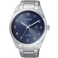 星辰 CITIZEN Eco-Drive 光動能紳士時尚腕錶 BM7320-87L