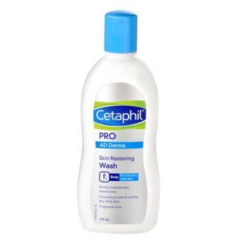 Cetaphil舒特膚 AD益膚康修護潔膚乳295ml