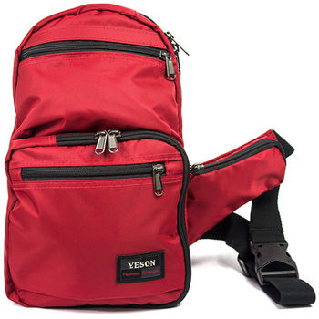 YESON - 騎單車必備單肩背包-五色可選-MG-7206