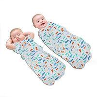 【美國Summer Infant】2合1聰明懶人育兒睡袋-加大(狗狗樂園)