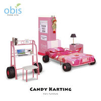 【obis】Kids Neverland 兒童房間系列全組-糖果卡丁車