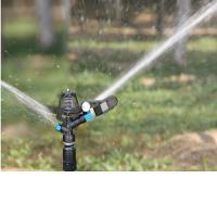 [協貿國際]6分內螺紋草坪自動搖臂噴頭園林綠化節水灌溉噴灌噴頭 空中噴淋單一個