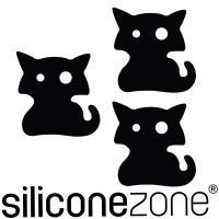 【Siliconezone】施理康Siconi環保矽膠任意貼-黑貓