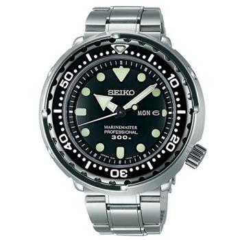 SEIKO 精工 PROSPEX 50周年紀念款300米潛水錶/48mm (7C46-0AG0C/SBBN031J)