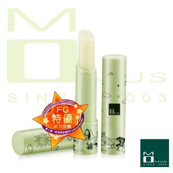 任-MOMUS 綠茶潤唇修護素+Plus 3.5g