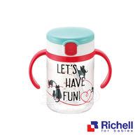 Richell利其爾貓物語杯200ML