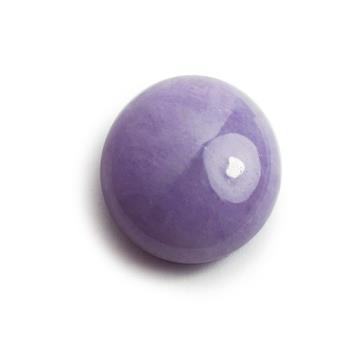 BRILLMOND 頂級蛋面天然紫羅蘭翡翠祼石