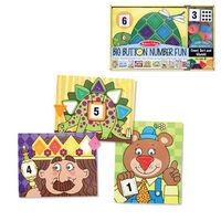 【華森葳兒童教玩具】益智邏輯系列-大畫家形狀卡片 N7-4319