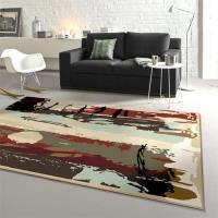 【范登伯格】德黑蘭 現代藝術仿羊毛地毯-林蔭小徑-165x235cm