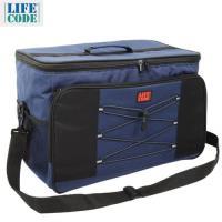 LIFECODE 大歐風保冰袋(XL號)-藏青色(35L)